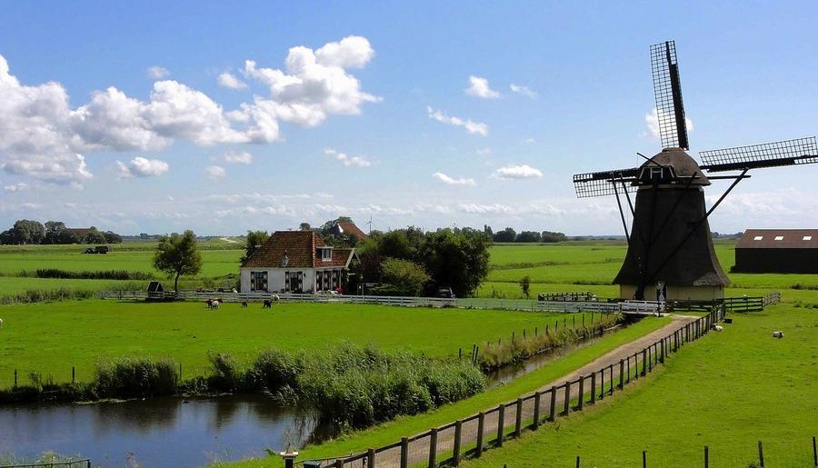Turystyka w Holandii w roku 2018
