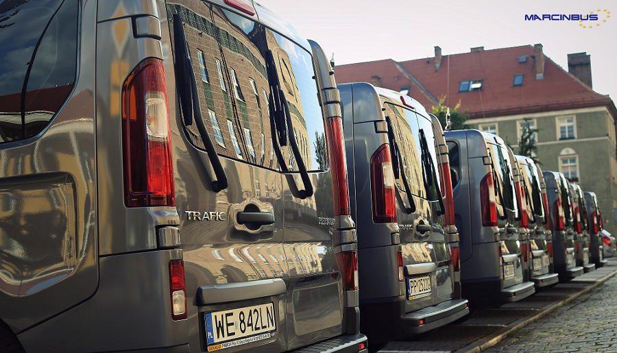 Transport osób – oferta dla agencji pracy
