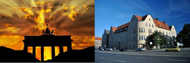 Poznań – Berlin